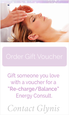 Email Glynis to order a Gift Voucher